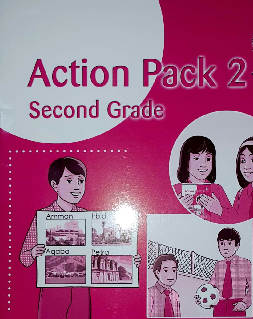 Action Pack Activity Book