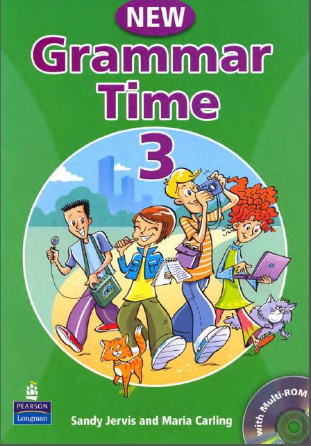 كتاب Grammar Time do.php?img=21494