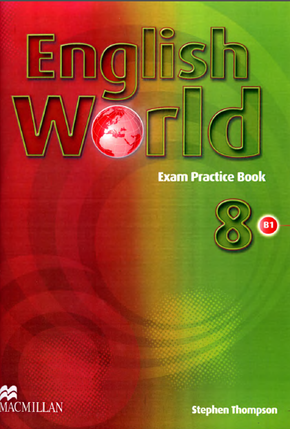 english_world_8_exam_practice_book