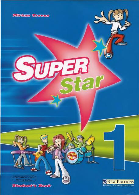 super star student -book