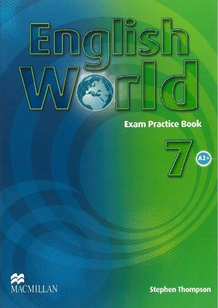 English_world_7_exam_practice_book