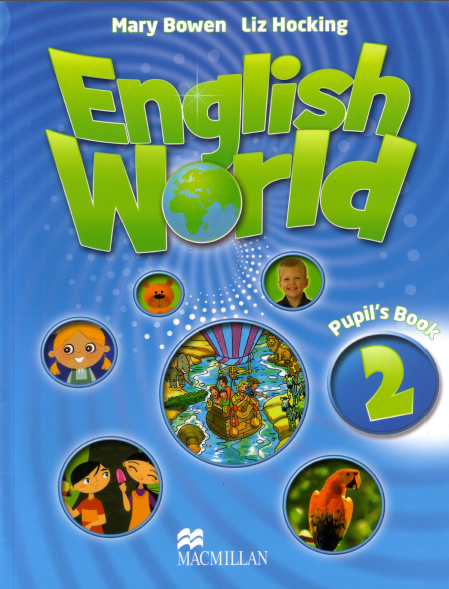 English World Pupils Book