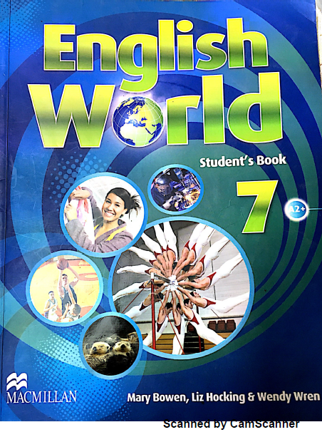 English_world_7_ student book الحلول النموذجية
