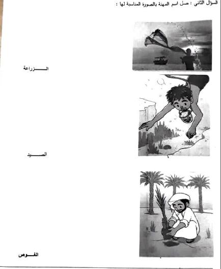 مجموعة اوراق شاملة لمنهاج الدرسات